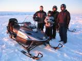 Niklas, Sjurdur, Marjun and Regin