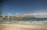 Johnny Mercer Pier at Wrightsville Beach