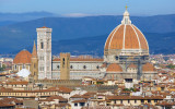 Cathedral from Piazzale Michelangelo, Firenze