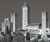 ...the 14 Fine Towers....