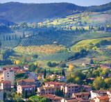 From San Gimignano