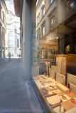 Paper shop reflections, Via dei Servi