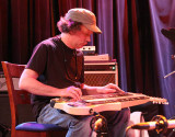 Steve Kimock and Crazy Engine at the Sierra Nevada Brewing Co.'s Big Room, Chico, CA - April 5, 2009