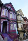 Fulton Street near Lyon Street, San Francisco