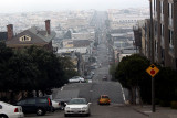 Hilly Street, San Francisco