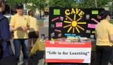 Community Action Volunteers in Education (CAVE) table