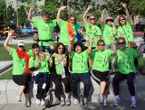 The Social Walkers - Chico State University Social Work Department team