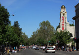Nice day for a parade in downtown Chico!