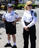 On-duty VIPS (Volunteers in Police Service)