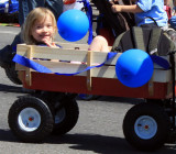 Little parade princess
