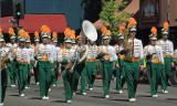 Paradise High School band