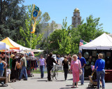 Artisans Faire, Chico City Plaza