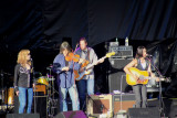Jackie Greene Band with Theresa Williams, Larry Campbell, Furthur stage