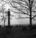 Begraafplaats op de Hackenberg