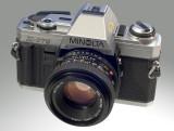 Minolta X-370 35mm Camera