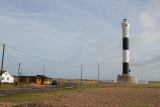 Dungeness new lighthouse