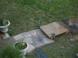 House - Flagstone - Bridge and finished filler