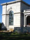Memorial Hall - the Westernmost Pavillion