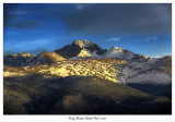 RMNP Sunset (HDR)