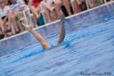 20080726 En Route vers Pékin - Equipe Olympique de nage synchronisée  de Plongeon 0031.jpg