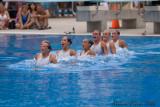 20080726 En Route vers Pékin - Equipe Olympique de nage synchronisée  de Plongeon 0057.jpg