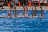 20080726 En Route vers Pékin - Equipe Olympique de nage synchronisée  de Plongeon 0065.jpg
