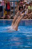 20080726 En Route vers Pékin - Equipe Olympique de nage synchronisée  de Plongeon 0130.jpg