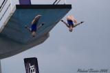 20080726 En Route vers Pékin - Equipe Olympique de nage synchronisée  de Plongeon 0155.jpg