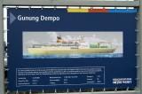 MEYER Werft GmbH - Gunung Dempo