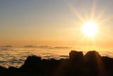 Sunset at Haleakalā, Maui