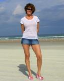 New Skirt For The Beach!