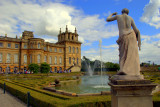 Blenheim Palace, Park and Gardens, August 2008