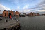 Gloucester Docks, February 2009