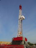 Jomax drilling rig