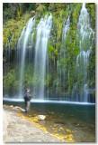 Mossbrae Falls Fly Fishing
