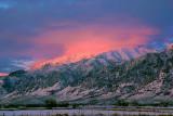 Wellsville Peak; Utah Wasatch Mountains