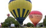 Balloons at Birr Castle