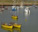 Three  Banana Boats