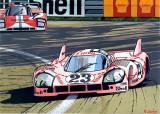 Porsche pink-pig