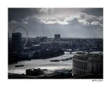 Thames vanaf st Pauls
