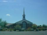 Mormon church Mesa