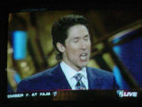 Joel Osteen so so positive