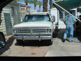 Ricks work truck