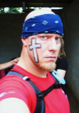 Jeff Durham Knapp Cross Face photo