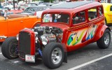 Hemi-powered1934 Ford 4 door