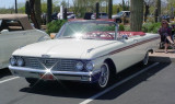 1960 Ford convertible
