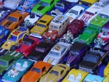 cars at the car show