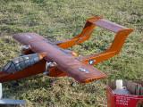 control line airplane