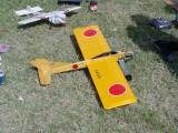 2 control line planes