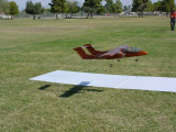 control line scale landing